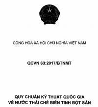 qcvn 63 2017 NT che bien tinh bot san 1